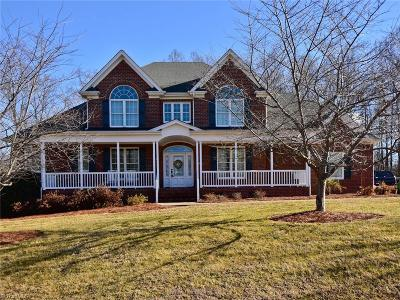 Rockingham County Single Family Home For Sale: 205 Sitting Rock Drive