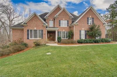High Point Single Family Home For Sale: 2840 Saint Giles Court