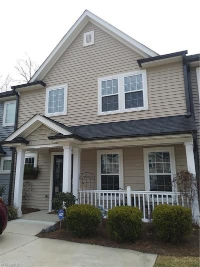 High Point Condo/Townhouse Due Diligence Period: 6519 Ashebrook Drive