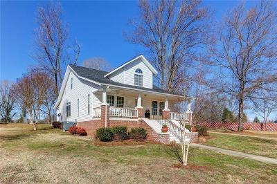Reidsville NC Single Family Home For Sale: $179,900