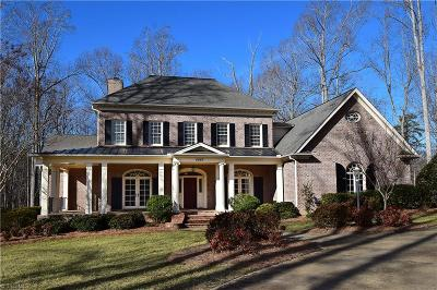 Greensboro NC Single Family Home For Sale: $799,000