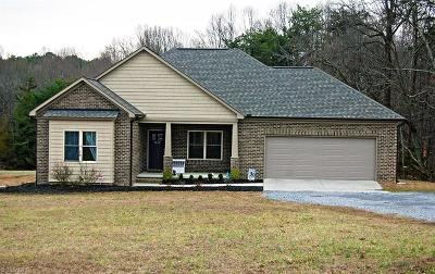 Greensboro Single Family Home For Sale: 7618 Royster Road