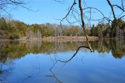 Caswell County Residential Lots & Land For Sale: 2109 Longs Mill Road