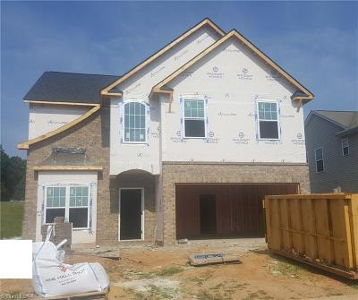 Clemmons Single Family Home For Sale: 4658 Midstream Crossing Drive #173