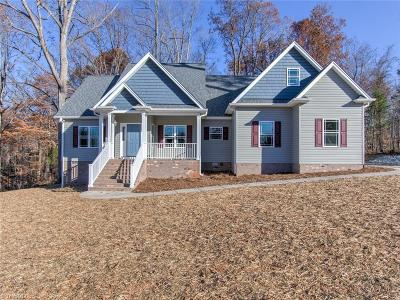 Browns Summit Single Family Home For Sale: 5082 Branch View Road