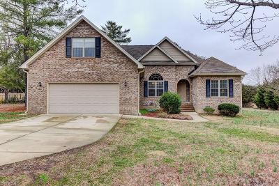 Greensboro Single Family Home For Sale: 7811 Whipple Trail