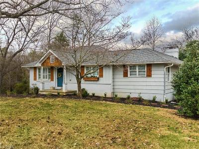 Browns Summit Single Family Home For Sale: 4416 Yanceyville Road