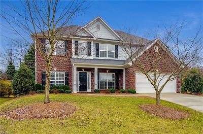 Greensboro Single Family Home For Sale: 3705 Worthing Court
