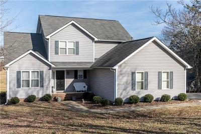 Summerfield Single Family Home For Sale: 7810 Cedar Point Drive