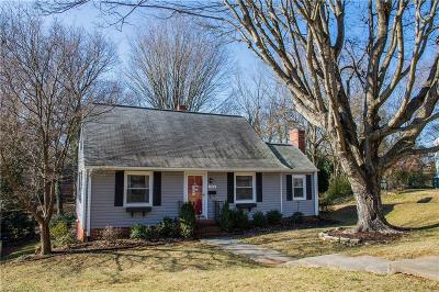 Winston Salem Single Family Home For Sale: 1248 Wedgewood Drive
