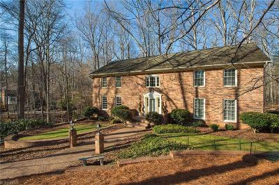 Single Family Home For Sale: 940 Bryansplace Road