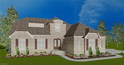 Greensboro Single Family Home For Sale: 8113 Joseph Weston Court