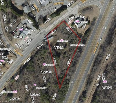 Winston Salem Residential Lots & Land For Sale: 02 Old Greensboro Road