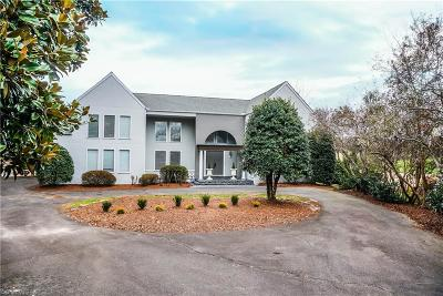 Bermuda Run NC Single Family Home For Sale: $775,000