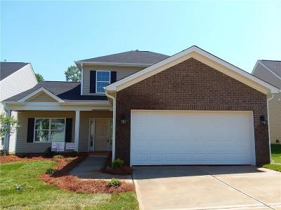 Kernersville Single Family Home For Sale: 4136 Becca Lane #225