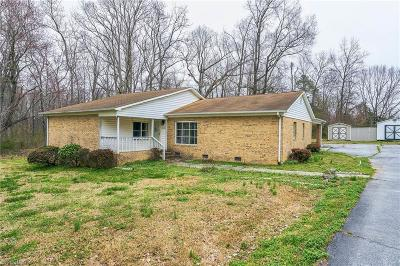 High Point Single Family Home For Sale: 6130 Muddy Creek Road