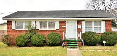 Greensboro Single Family Home For Sale: 1804 Eastwood Avenue