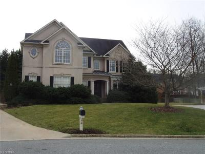 Greensboro Single Family Home For Sale: 20 Stonecreek Court