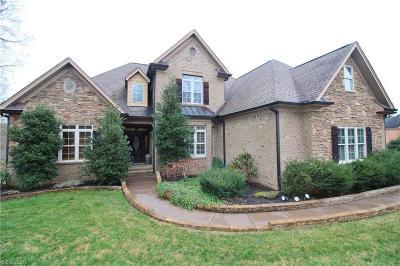 Oak Ridge Single Family Home For Sale: 5914 Crutchfield Farm Road