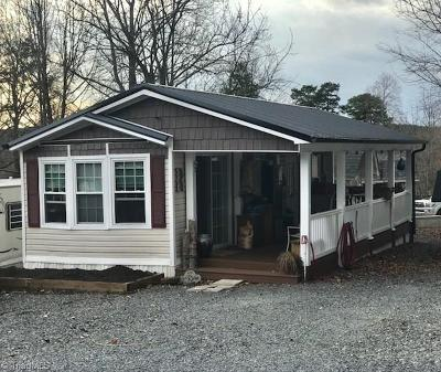 New London NC Manufactured Home For Sale: $77,500