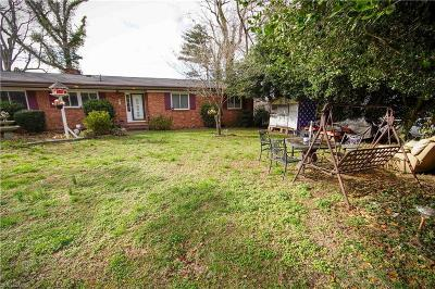 High Point Single Family Home For Sale: 133 Penny Road