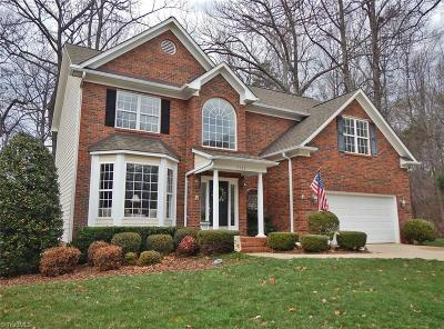 Greensboro Single Family Home For Sale: 2546 Brandt Forest Court