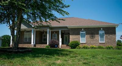 Reidsville Single Family Home For Sale: 110 Club House Drive