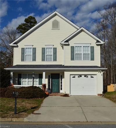 High Point Single Family Home For Sale: 6073 Birkdale Drive