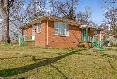 Greensboro Single Family Home For Sale: 507 Ross Avenue