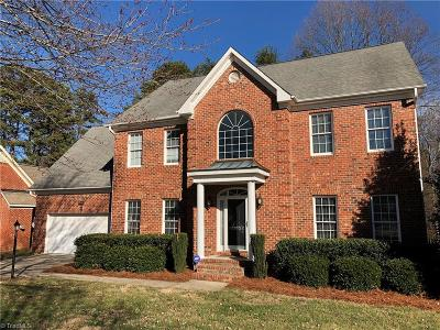 High Point Single Family Home For Sale: 4000 Braddock Road