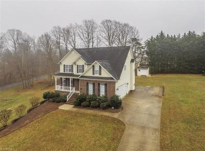 Kernersville Single Family Home Due Diligence Period: 5800 Kingsway Lane