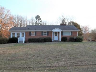 Kernersville Single Family Home For Sale: 404 Linville Road