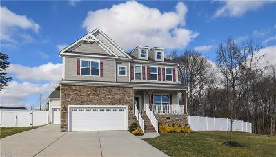 Stokesdale Single Family Home For Sale: 8009 Helison Court