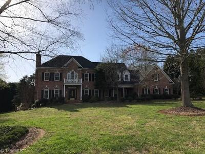 Summerfield NC Single Family Home For Sale: $700,000