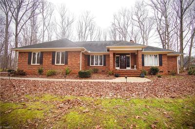 Greensboro Single Family Home For Sale: 6207 Tamannary Drive
