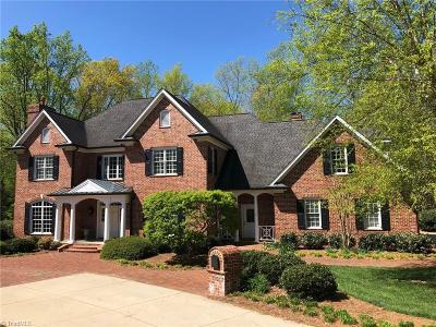 Winston Salem NC Single Family Home For Sale: $1,059,000