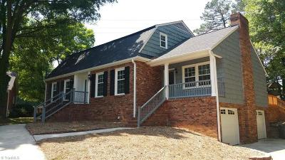 Single Family Home For Sale: 510 Hedgewood Place