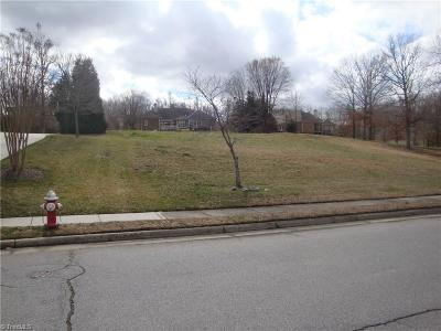 High Point Residential Lots & Land For Sale: 2825 Swan Lake Drive