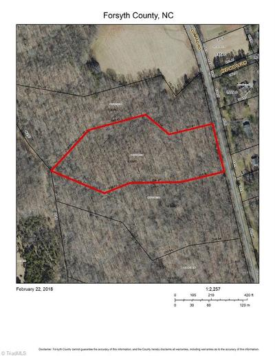 Residential Lots & Land For Sale: 580 Conrad Road