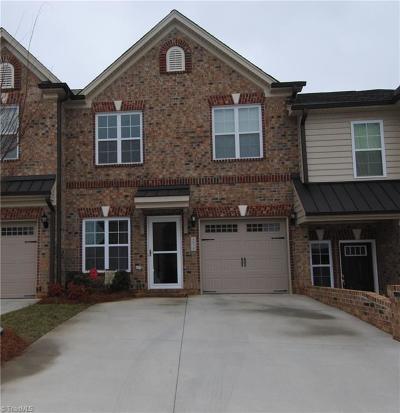 Winston Salem Condo/Townhouse For Sale: 4979 Ampthill Lane