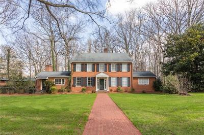 Lexington Single Family Home Due Diligence Period: 901 Woodlawn Drive