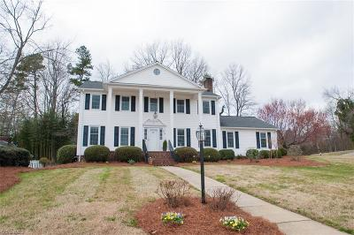 High Point Single Family Home For Sale: 1319 Overland Drive