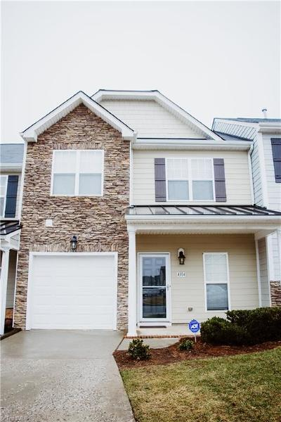 High Point Condo/Townhouse For Sale: 4314 Alderny Place