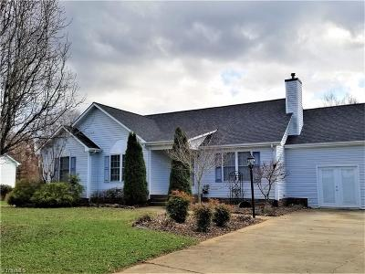 Browns Summit Single Family Home Due Diligence Period: 2804 Mitchell Wood Drive