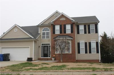 Kernersville Single Family Home For Sale: 102 Day Break Drive