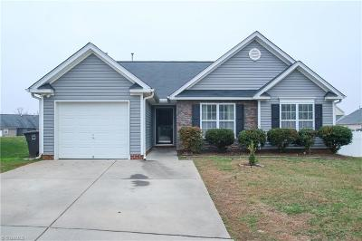 Greensboro Single Family Home For Sale: 4 Bunkhouse Court