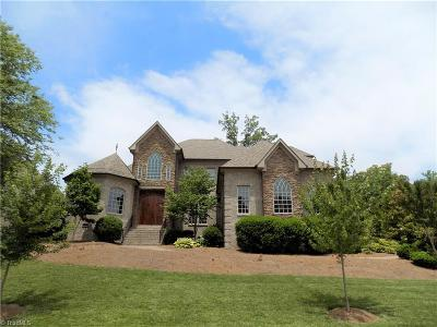 Greensboro Single Family Home For Sale: 4700 Jefferson Wood Court