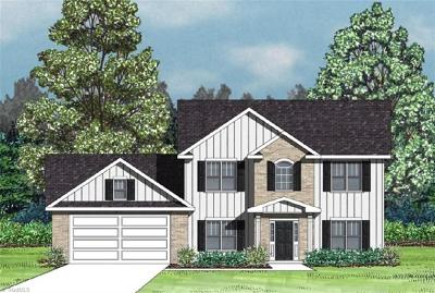 Browns Summit Single Family Home For Sale: 5080 Branch View Road