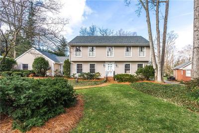 Greensboro Single Family Home Due Diligence Period: 1203 Colonial Avenue