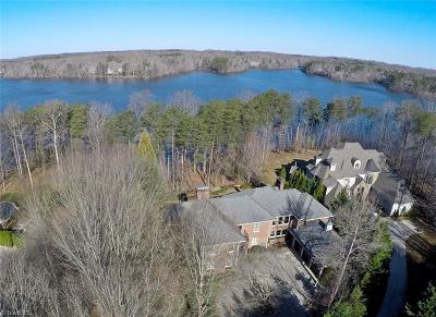 Greensboro Single Family Home For Sale: 5405 Eastern Shore Drive